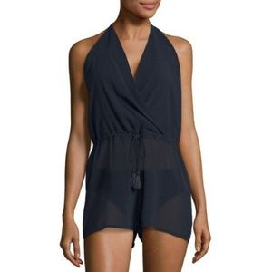 139754688b7dc Michael Kors Swim - Michael Kors Cruise Romper Swimsuit Cover Up